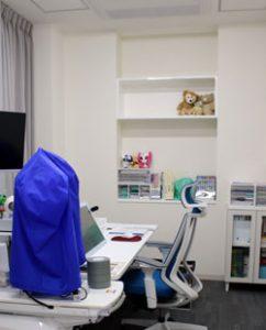 戸塚安行げん眼科診察室